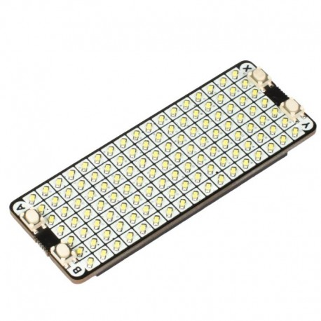 Matrice LED 7x17 Pico Scroll Pack