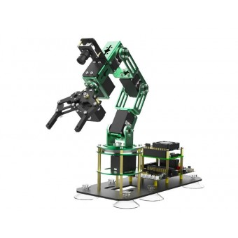 DOFBOT AI Vision Robotic Arm with ROS for Raspberry Pi 4B 8GB/4GB