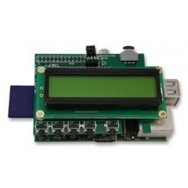 Piface Control & Display - Scheda I/O con display LCD per RasPi