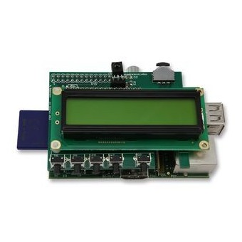 PIFACE CONTROL & DISPLAY - RPI I/O CARTE AVEC AFFICHEUR LCD