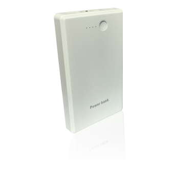 POWER BANK 15.000 mAh 55.5 Wh, Polimeri di Litio