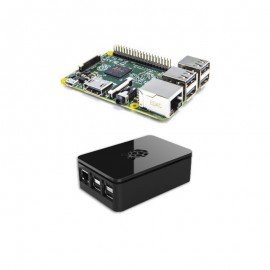 Raspberry Pi 2 + Scatole