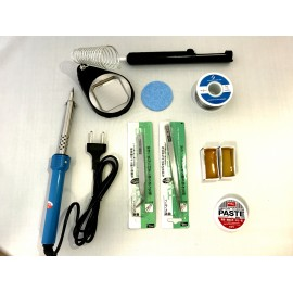 Kit saldatore completo 9 in 1 60W