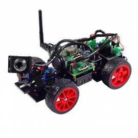 Smart Video Car per Raspberry Pi