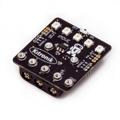 Servo Lite Board pour :MOVE Mini