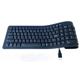 Clavier Flexible AZERTY
