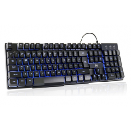 Clavier gaming Rii RK100 (Azerty)