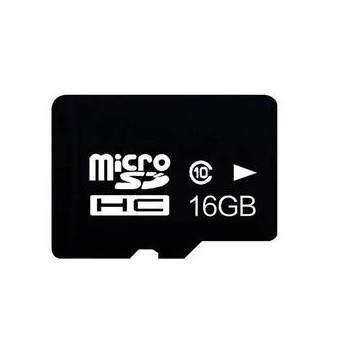 Carte Micro SD No Name 16 Go Classe 10