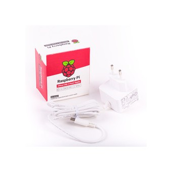 Alimentation Officielle 15.3W USB-C pour Raspberry Pi 4