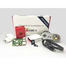 Kit Gaming Raspberry PI 3 Modello B+
