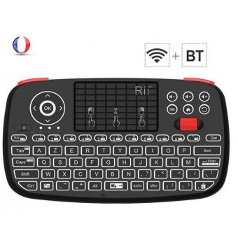 Rii Mini I4 AZERTY