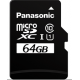 Carte officielle micro-SD NOOBS 32GB class A1 Panasonic