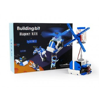 Building:bit Super Kit programmable